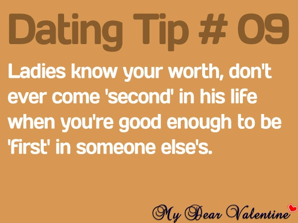 dating tip