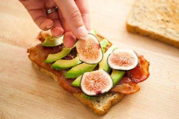avo fig sandwich