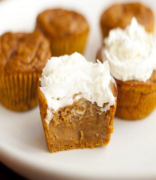 Pumpkin Pie Cupcakes pumpkin pie cupcakes , ohhh yeah! 58 day dreams