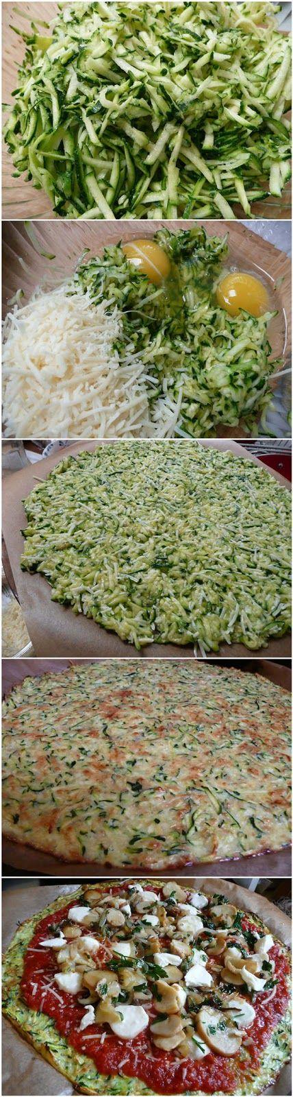 zucini crust
