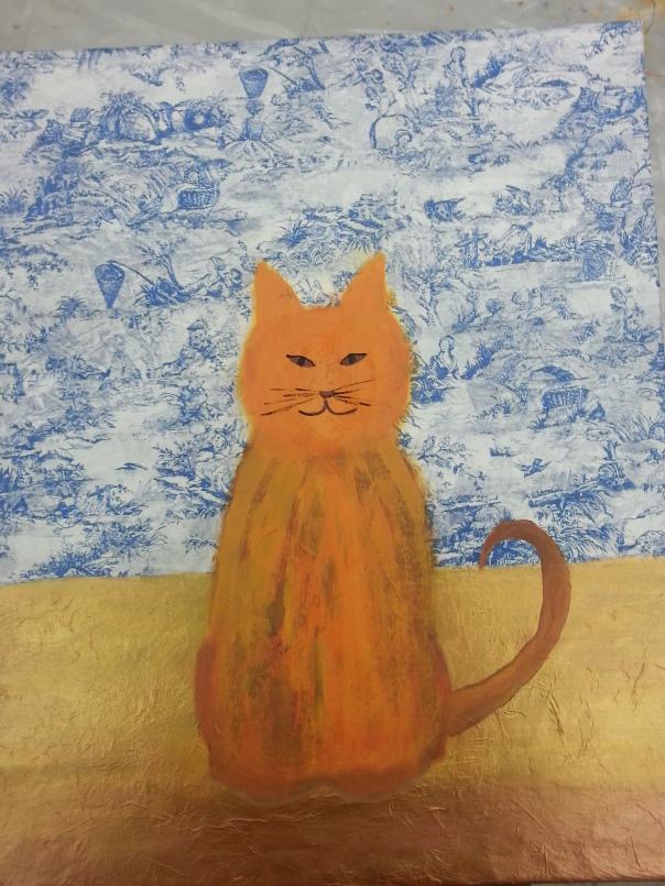 Audrey's Cat